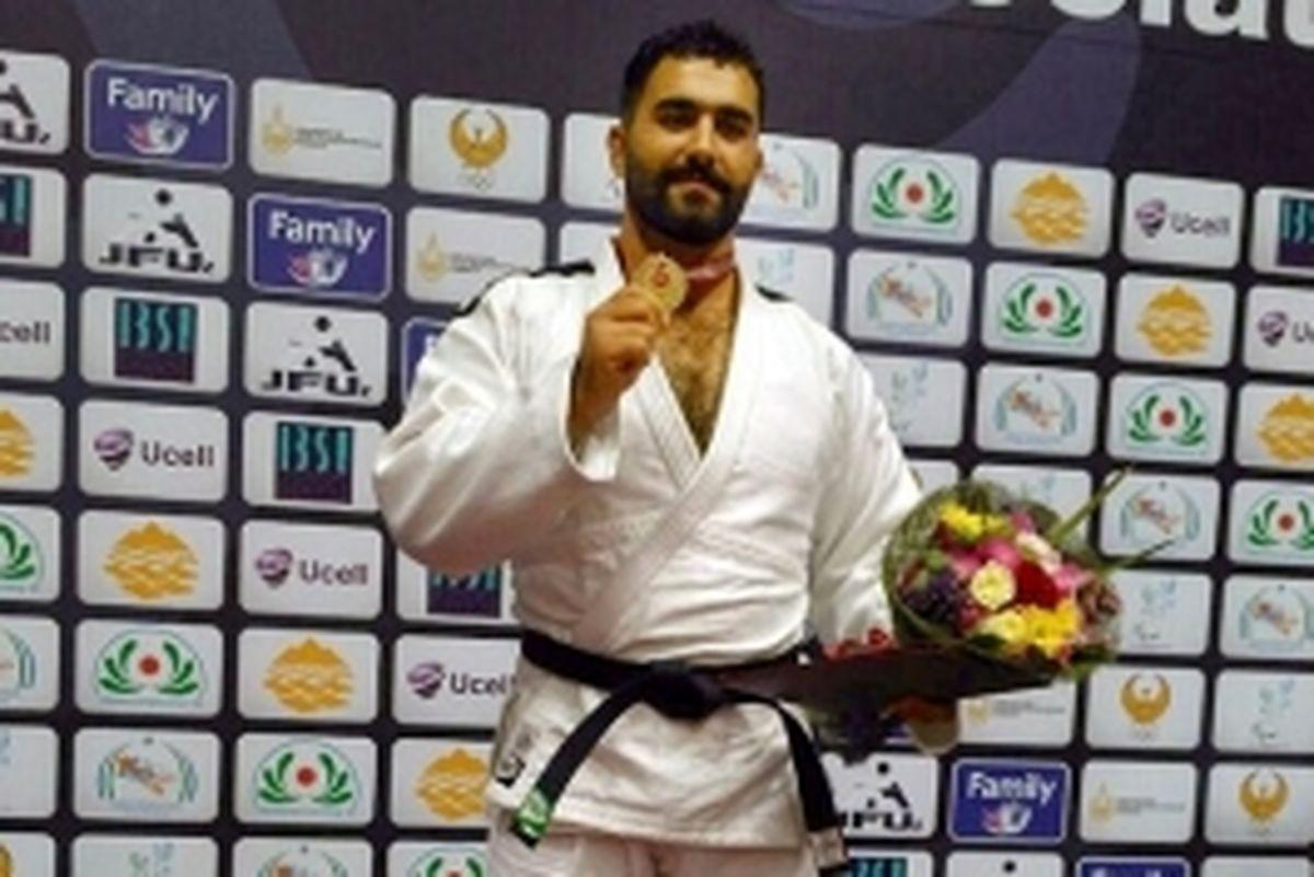 دومین طلای کاروان ایران در پارالمپیک 2020