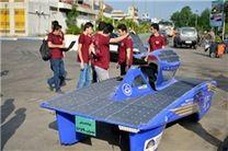 رالی خودروی خورشیدی «غزال ایرانی ۳» از مسیر خزر تا خلیج فارس آغاز شد