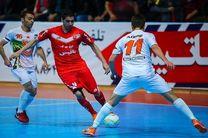 مرحله نهایی مسابقات فوتسال لیگ دسته اول امیدهای کشور در اردبیل برگزار می شود