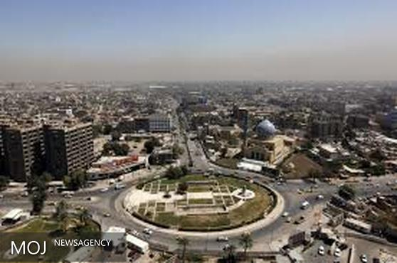 اینفو گرافی شهر بغداد پایتخت عراق + عکس