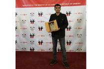 جایزه زردآلوی نقرهای «ممیرو» به عباس کیارستمی تقدیم شد