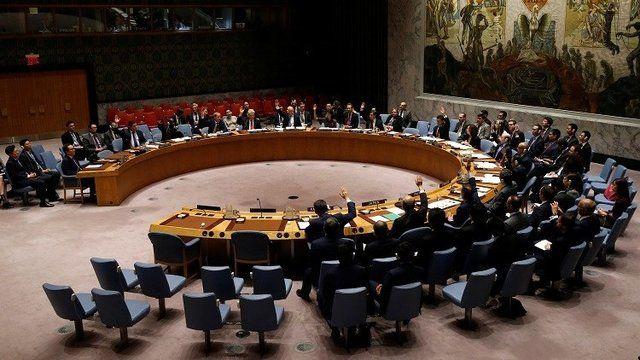 وتوی روسیه مانع تصویب قطعنامه تحقیقات شیمیایی در سوریه شد