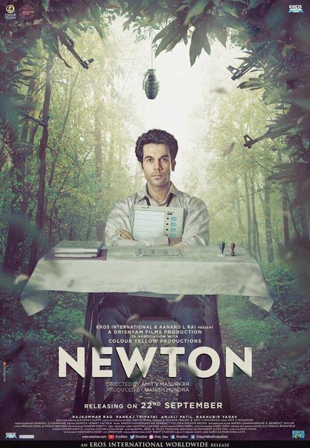 هندیها «نیوتون» را به اسکار فرستادند