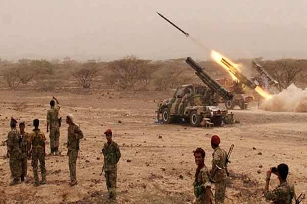 پیشروی نیروهای ارتش و کمیتههای مردمی یمن در مأرب