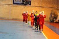 4 بازیکن خوزستانی در ترکیب پنجمین دوره بازیهای داخل سالن فوتسال بانوان