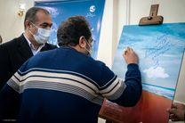 پوستر چهارمین جشنواره بین المللی فیلم «موج» کیش رونمایی شد