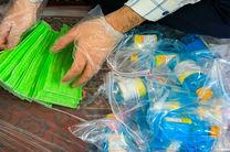 بسته های بهداشتی برای ورزشکاران پارالمپیک ارسال شد