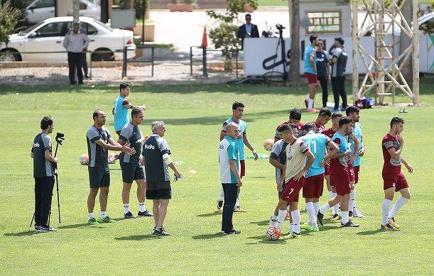 برنامه بازی های تیم ملی فوتبال در راه المپیک 2020