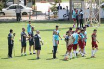 برنامه بازی دوستانه تیم ملی امید لغو شد