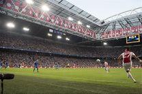رای ۷۷ درصدی روسها به حضور تیم روستوف در دور گروهی لیگ قهرمانان اروپا