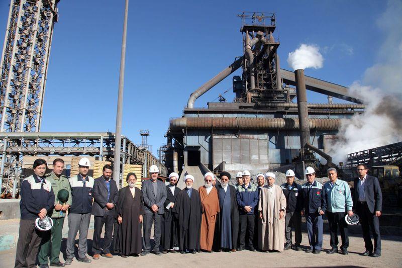 تولید محصول ریل در ذوب آهن اصفهان یک اقدام بسیار ارزشمند است