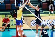 ساعت بازی والیبال آمریکا و برزیل مشخص شد