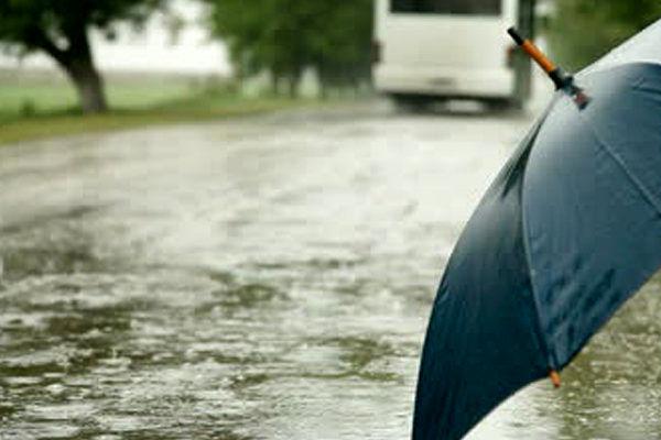 بارش تگرگ در روستای هیرو بخش مهران بندرلنگه