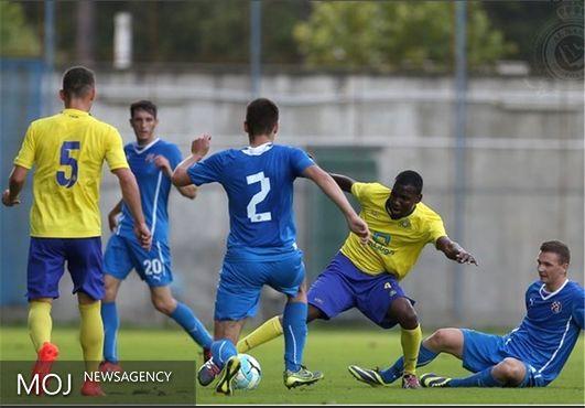 شکست دینامو زاگرب در بازی تدارکاتی برابر النصر عربستان