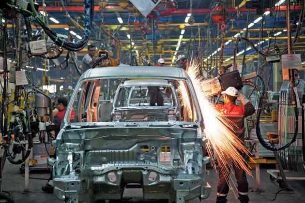 ایران در رتبه شانزدهمین خودروساز جهان قرار گرفت