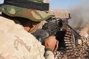 دفع حملات عناصر تروریستی الحزب الترکستانی توسط ارتش سوریه