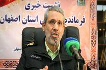 کاهش 32 درصدی جانباختگان تصادفات نوروزی نسبت به سال گذشته در اصفهان