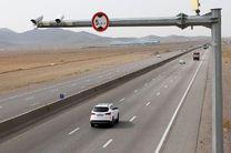 ثبت بیش از 93 هزار تخلف سرعت غیرمجاز در محورهای مواصلاتی اردبیل