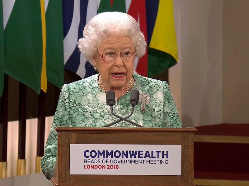 حمایت ملکه انگلیس از پسرش برای ریاست بر اتحادیه کشورهای مشترک المنافع