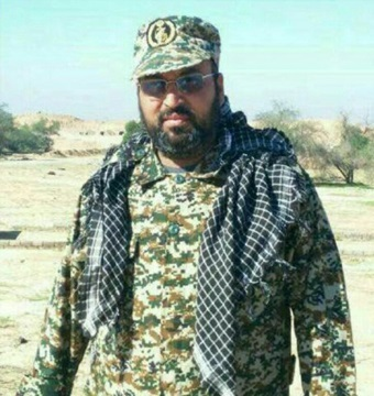 """پیام علی ربیعی بمناسبت شهادت مدافع حرم """"سجاد باوی"""""""