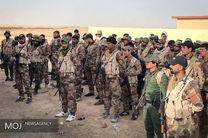 خیز بلند «نُجَباء» سوی پایگاه مرزی داعش در عراق