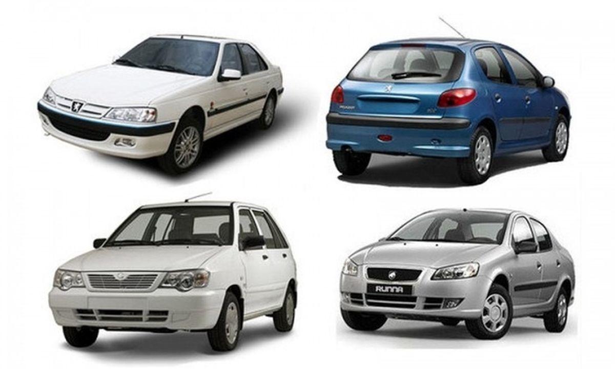 قیمت خودرو امروز ۲۹ مرداد ۱۴۰۰/ قیمت پراید اعلام شد