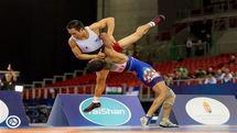 حضور دو داور ایرانی در رقابت های کشتی گزینشی المپیک