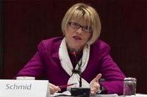اشمید اعلام کرد: استقبال کمیسیون مشترک برجام از پیشرفت در بازطراحی اراک