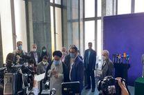 احمد خاتمی پای صندوق رای حضور یافت
