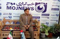 بازدید مدیر کل مجموعه تاریخی، فرهنگی و مذهبی تخت فولاد اصفهان از دفترخبرگزاری موج