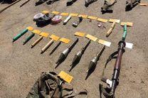 کشف محموله سلاح و مهمات نیمهسنگین در کرمان/ 7400 گلوله ضد هوایی برای عملیات تروریستی
