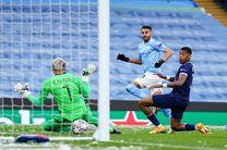 نتیجه بازی منچسترسیتی و پاری سن ژرمن/ منچسترسیتی فینالیست لیگ قهرمانان اروپا شد