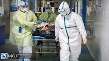 روند نزولی مبتلایان روزانه به ویروس کرونا در چین