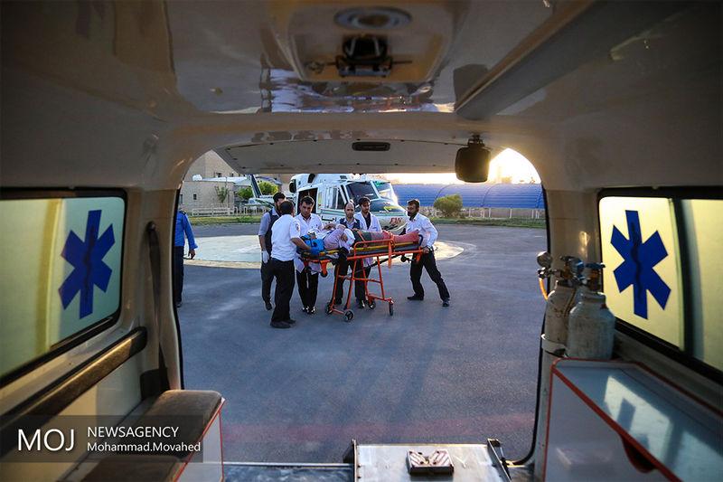 اورژانس هوایی ناجی بیماران و مصدومین