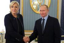 روسیه در روند انتخاباتی فرانسه و آلمان دخالت می کند!