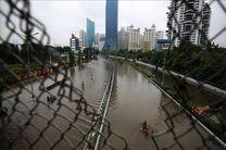 شمار جانباختگان سیل در پایتخت اندونزی به 19 نفر رسید