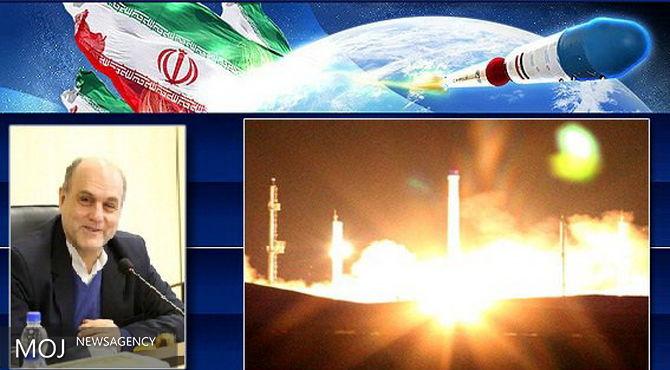 دستیابی به ۱۳ خدمت نوین فضایی تا پایان برنامه ششم توسعه
