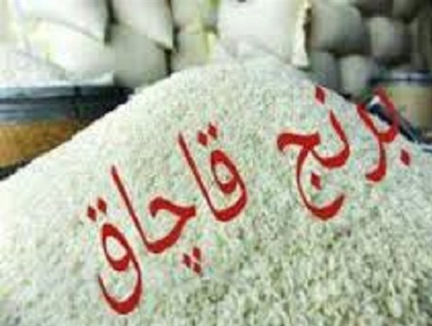 توقیف 10 تریلر با 9 میلیارد ریال برنج قاچاق