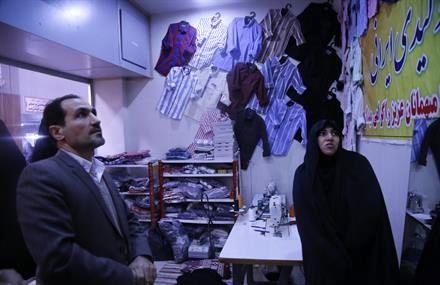 افتتاح نمایشگاه توانمندی های روستایی استان قم