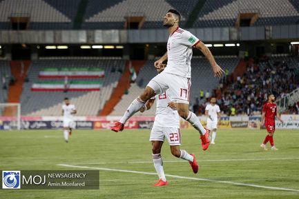 دیدار+دوستانه+تیم+های+ملی+فوتبال+ایران+و+سوریه