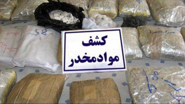 کشف 10 کیلوگرم مواد مخدر در خلخال /دستگیری پیرمرد 58 ساله