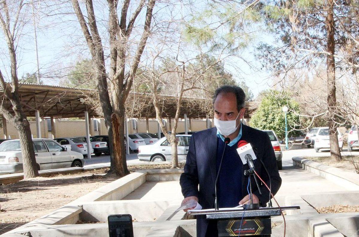 تاکنون تنها ۳۰ درصد از شبکه فاضلاب شهر یزد اجرایی شده است/گازرسانی به ۱۰ روستا در دستور کار است