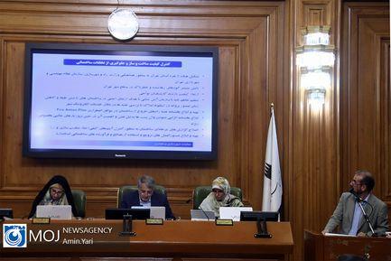 یکصد و چهل و ششمین جلسه شورای شهر تهران