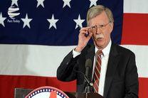 بولتون برای ادامه روند مذاکرات خروج ایران از سوریه به ژنو می رود
