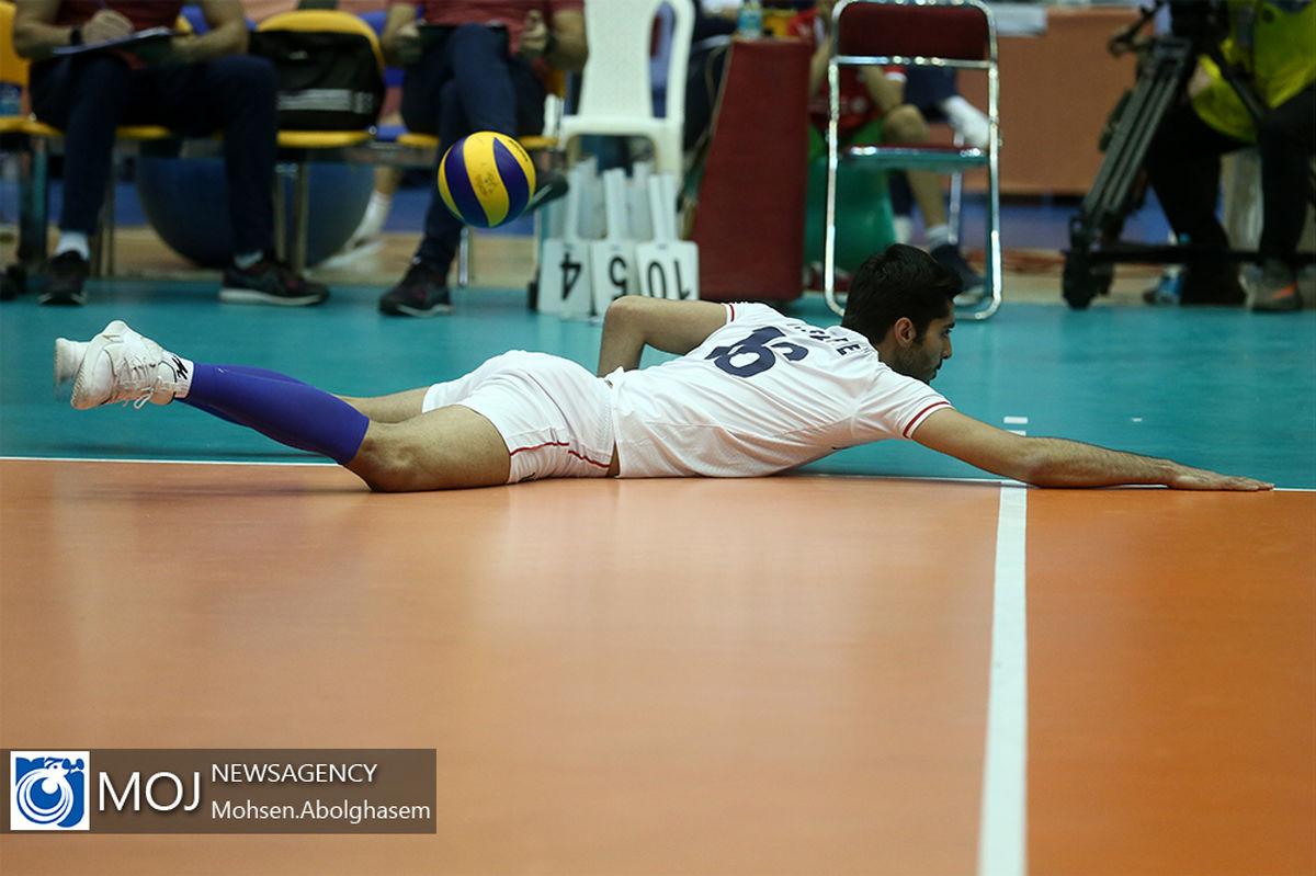 پخش زنده بازی والیبال بلغارستان و ایران از شبکه سه سیما