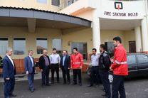 میزان آمادگی مراکز درمانی خصوصی در رشت و مراکز دولتی در غرب گیلان بررسی شد