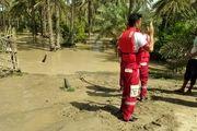 تخلیه دو روستای پایین دست سد استقلال در میناب