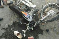 مرگ  راکب موتورسیکلت در سانحه تصادف باخودرو در بندر انزلی