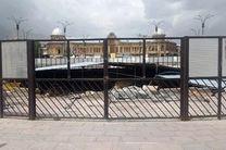 شفافسازی در موانع پیشروی پروژه سایتموزه میدان امام (ره)