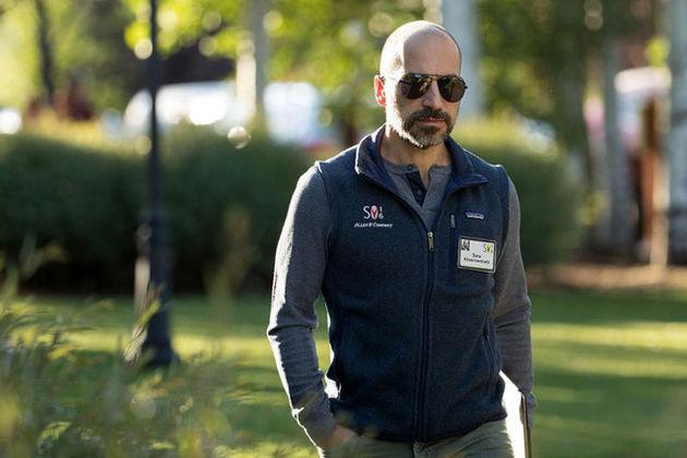 یک ایرانی مدیرعامل اوبر شد